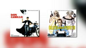 Digitmovies im Dezember: Pino Donaggio & Carlo Rustichelli