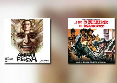 Digitmovies im Juni: Francis Lai & Guido + Maurizio de Angelis
