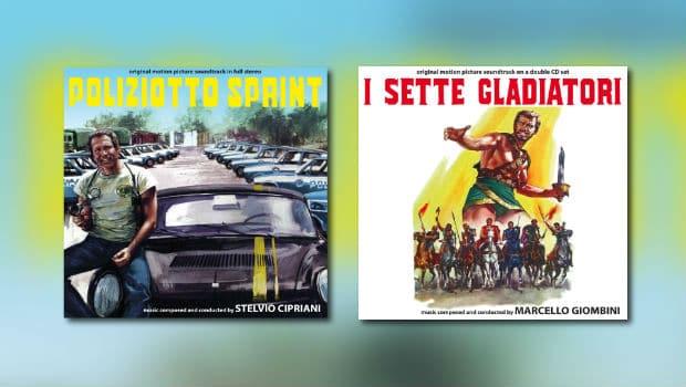 Digitmovies im Mai: Stelvio Cipriani & Marcello Giombini