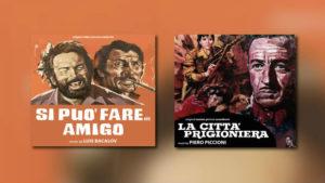 Digitmovies im März: Luis Bacalov & Piero Piccioni