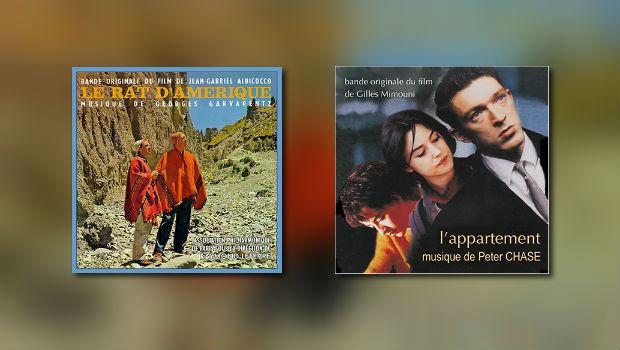 Zwei neue CDs von Disques Cinémusique