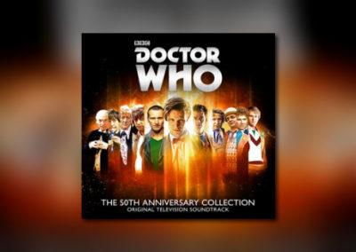 Doctor Who: Jubiläumsboxset von Silva
