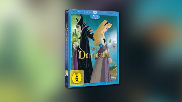 Dornröschen (Diamond-Edition, Blu-ray)