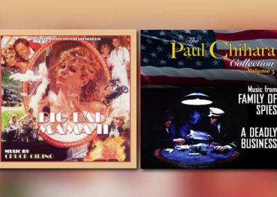 Neu von Dragon's Domain: Chuck Cirino & Paul Chihara