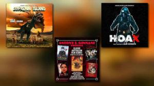 Neu von Dragon's Domain: Chuck Cirino, Alan Howarth und mehr