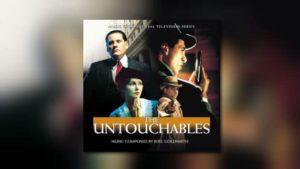 Dragon's Domain: Joel Goldsmiths The Untouchables auf 2 CDs