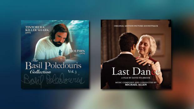 Neu von Dragon's Domain: Basil Poledouris & Michael Allen
