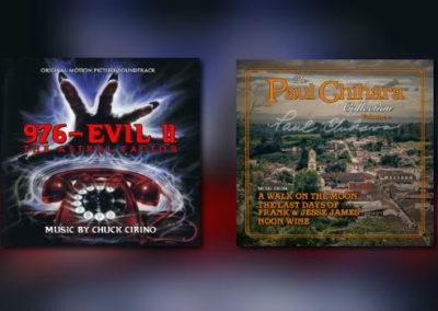 Dragon's Domain: Chuck Cirino & Paul Chihara