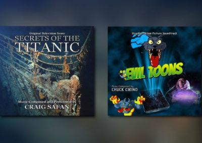 Neu von Dragon's Domain: Craig Safan & Chuck Cirino