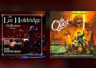 Neu von Dragon's Domain: Lee Holdridge & Brian May