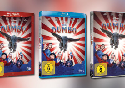 Dumbo 3D (2019)