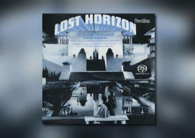 Charles Gerhardts Tiomkin-Album von Dutton Vocalion
