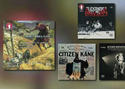 Filmmusik-Alben von Dutton Vocalion