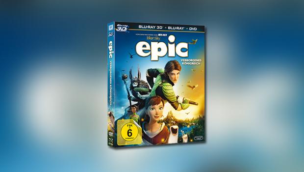 Epic – Verborgenes Königreich 3D