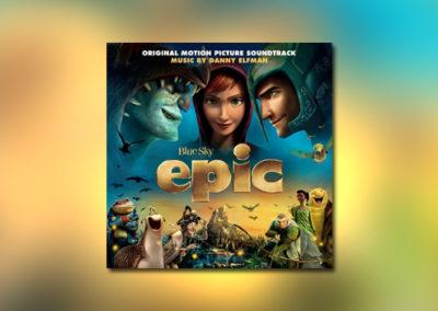 Epic – Verborgenes Königreich (CD)