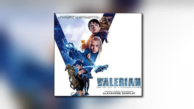 Alexandre Desplats Valerian and the City of a Thousand Planets