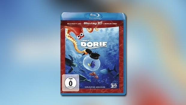 Findet Dorie (3D)