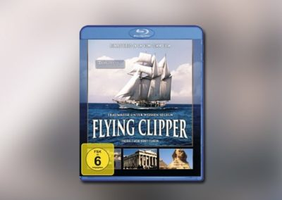 Flying Clipper – Traumreise unter weißen Segeln (Blu-ray-Review/Rezension)