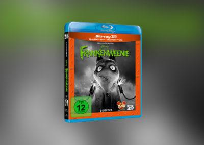 Frankenweenie (3D-Blu-ray)