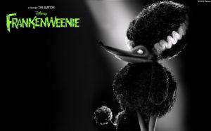 Frankenweenie (Poodle Persephone)