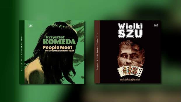 Neu von GAD: Komeda & Korzynski