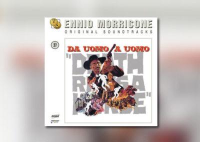 GDM: Weiteres Morricone-Doppelalbum erhältlich