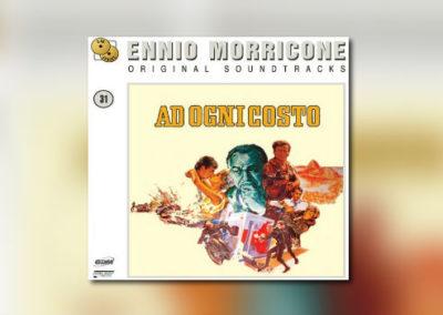 Weitere Morricone-Wiederveröffentlichungen von GDM