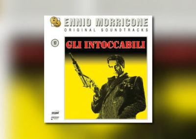 GDM: Weiteres Album in der Morricone-Reihe