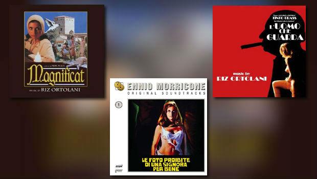 GDM: Ennio Morricone & Riz Ortolani