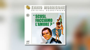 Mehr Morricone-Wiederveröffentlichungen von GDM