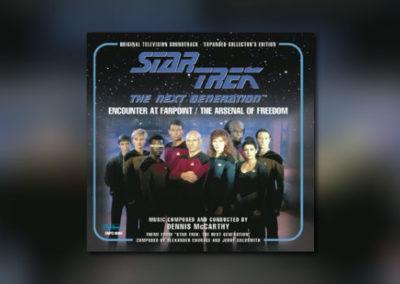 Weiteres Star-Trek-Album von GNP Crescendo