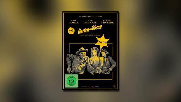 Garten des Bösen (Blu-ray)