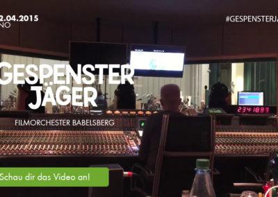 Ralf Wengenmayrs Gespensterjäger