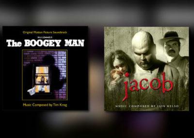 Weitere Horror-Scores von Howlin' Wolf Records