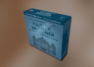 Haitink – Bruckner: The Complete Symphonies | Te Deum