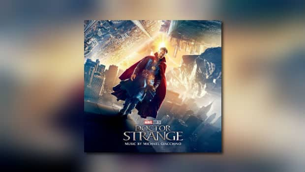 Michael Giacchinos Doctor Strange bei Hollywood Records erschienen