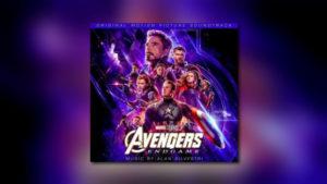 Alan Silvestris Avengers: Endgame bei Hollywood Records