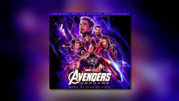 Alan Silvestris Avengers: Endgame bei Hollywood Records