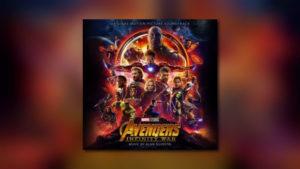 Alan Silvestris Avengers: Infinity War von Hollywood Records