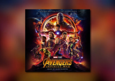Alan Silvestris Avengers: Infinity War von Hollywood Records