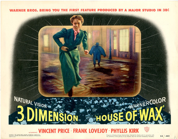 House of Wax (Plakatmotiv)