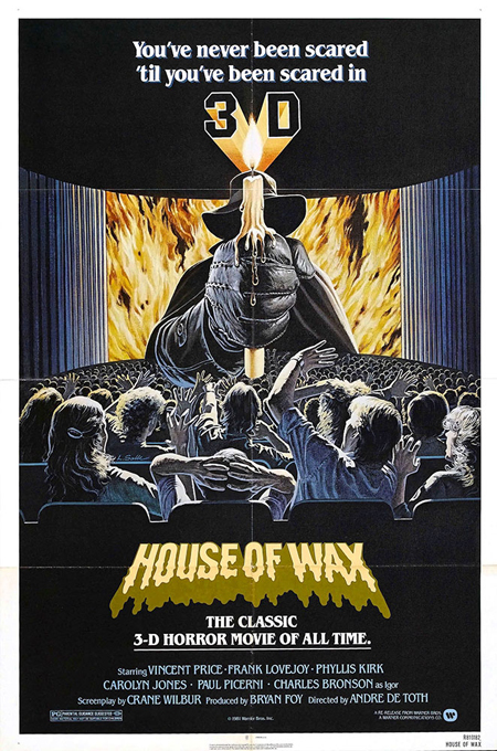 House of Wax (Poster 2)