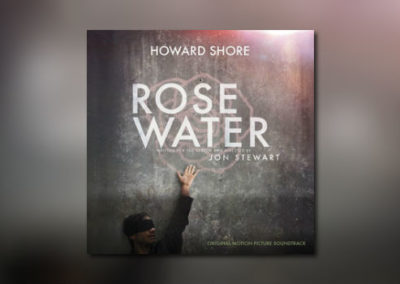 Howard Shores Rosewater auf CD