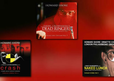 Howe Records: 3 verlängerte Cronenberg-Scores