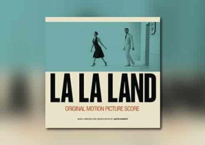Justin Hurwitz' La La Land von Interscope