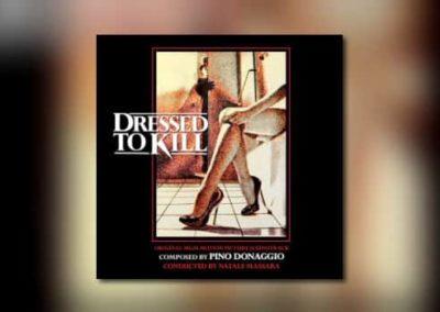 Intrada: Neue Edition von Dressed to Kill