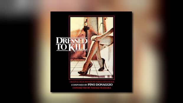 Intrada: Neue Edition von Dressed to Kill