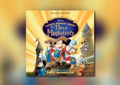 Neu von Intrada: Bruce Broughtons The Three Musketeers