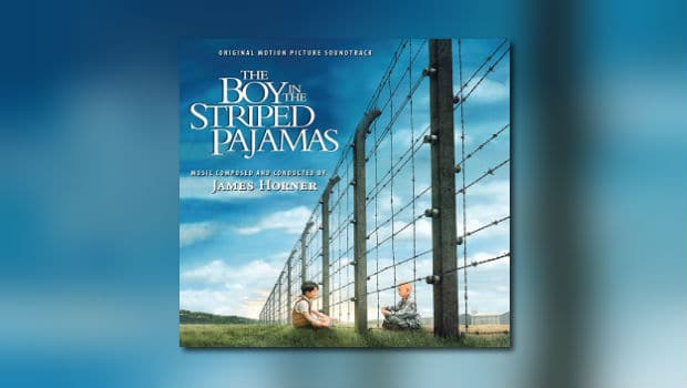James Horners The Boy in the Striped Pajamas von Intrada