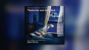 Intrada: James Horners *batteries not included auf 2 CDs